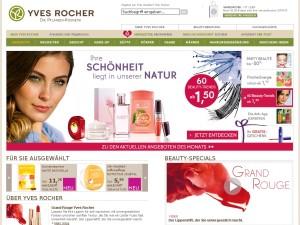 Der Kosmetik-Anbieter Yves Rocher ist für seine Pflegeprodukte aus naturverträglicher Herstellung bekannt.